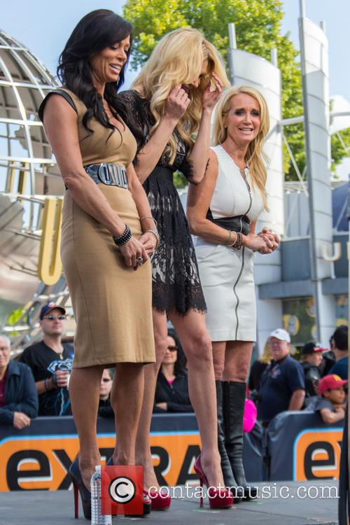 Carlton Gebbia, Brandi Glanville and Kim Richards 20