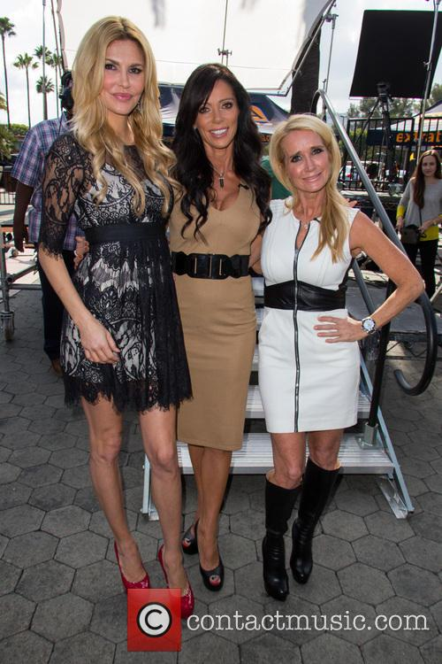 Brandi Glanville, Carlton Gebbia and Kim Richards 1