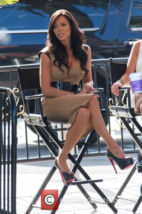 Real Housewives, Carlton Gebbia, Universal City Walk