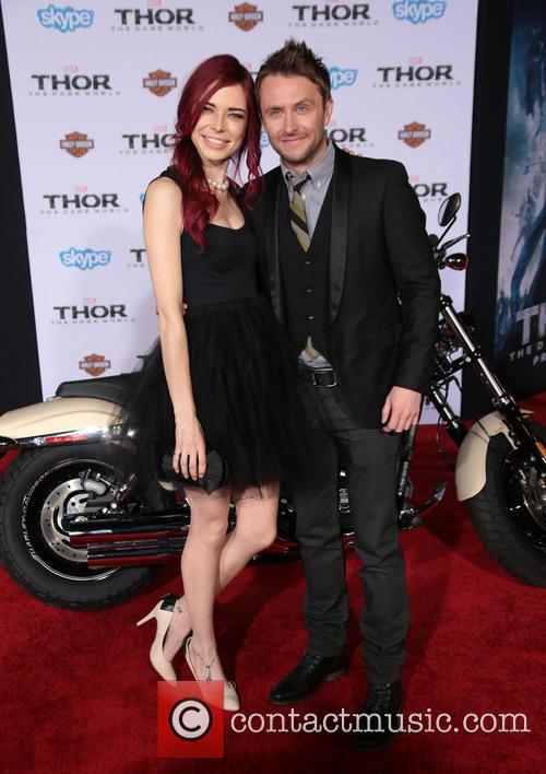 Chloe Dykstra and Chris Hardwick 3