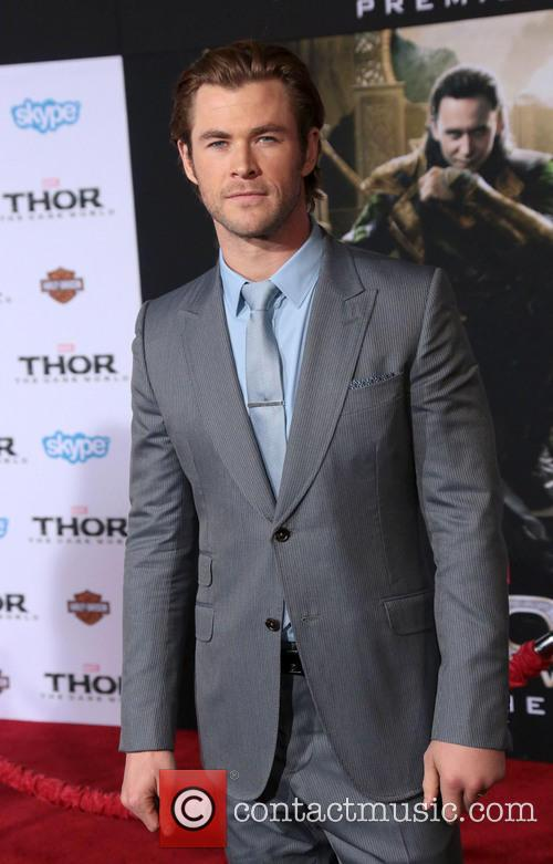 Chris Hemsworth 3