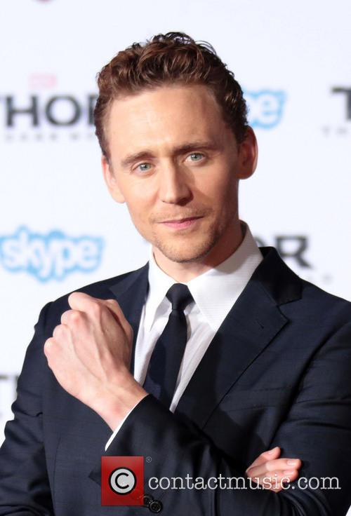 Tom Hiddleston has been cast as the lead in 'High Rise.'