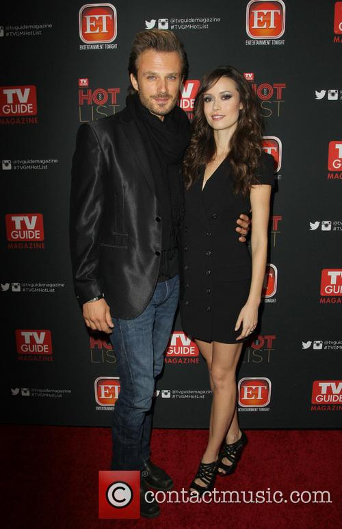 Summer Glau and Fiancee 7