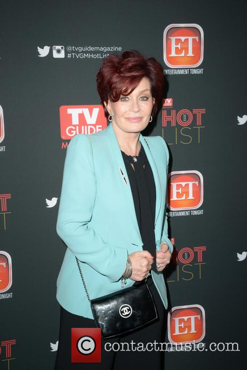 Sharon Osbourne, Hollywood