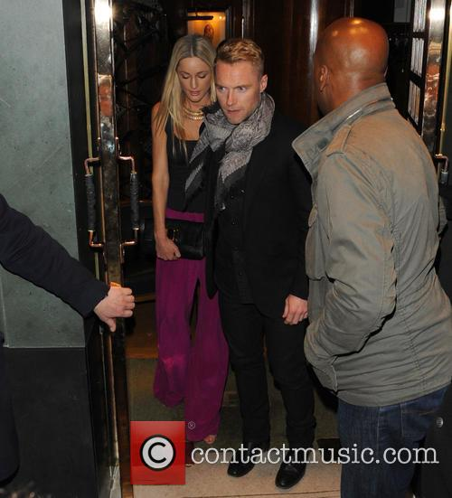 Storm Uechtritz and Ronan Keating 6