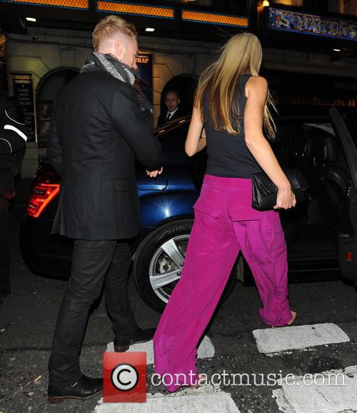 Storm Uechtritz and Ronan Keating 10