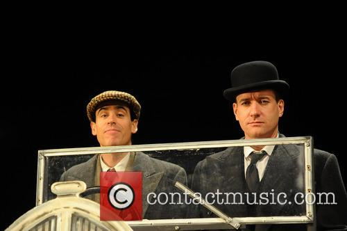 Stephen Mangan and Matthew Macfadyen 2