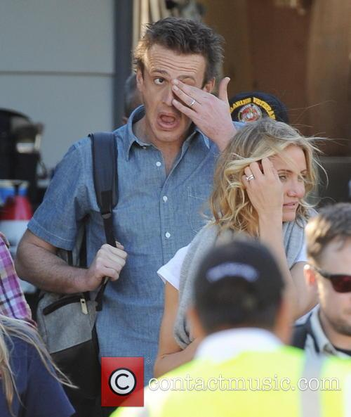 Cameron Diaz and Jason Segel 4