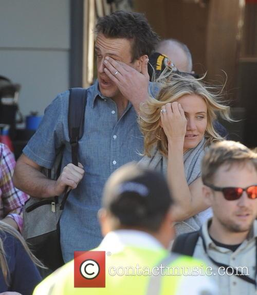 Cameron Diaz and Jason Segel 7
