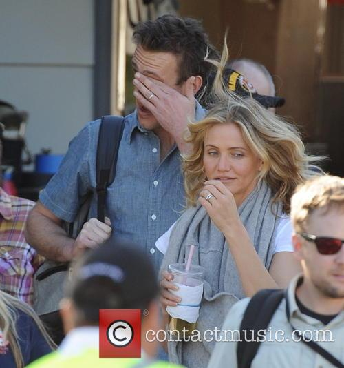 Cameron Diaz and Jason Segel 11
