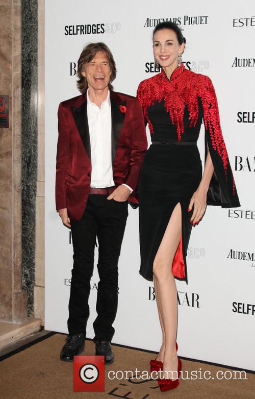 mick jagger l'wren scott harpers bazaar women of 4113597