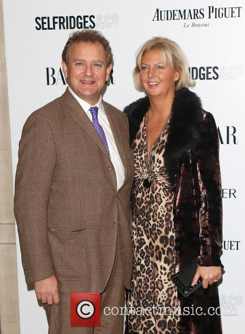 Hugh Bonneville and Lulu Williams 2