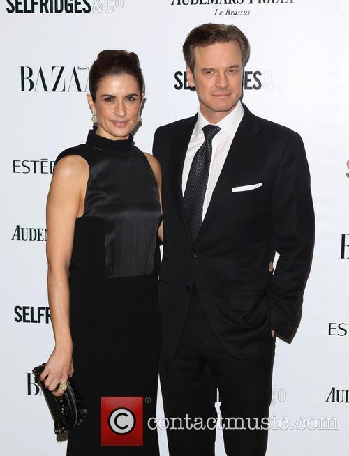 Livia Firth and Colin Firth 2