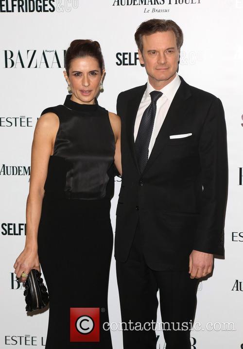 Livia Firth and Colin Firth 5