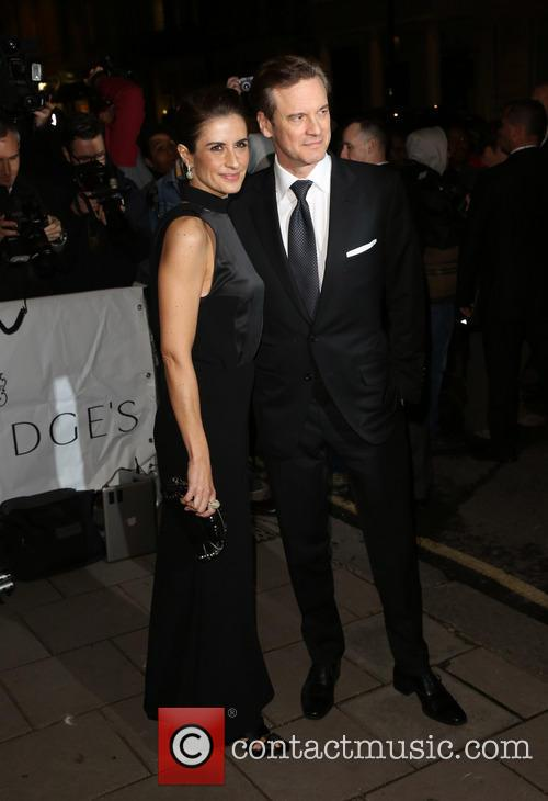 Livia Firth and Colin Firth 6
