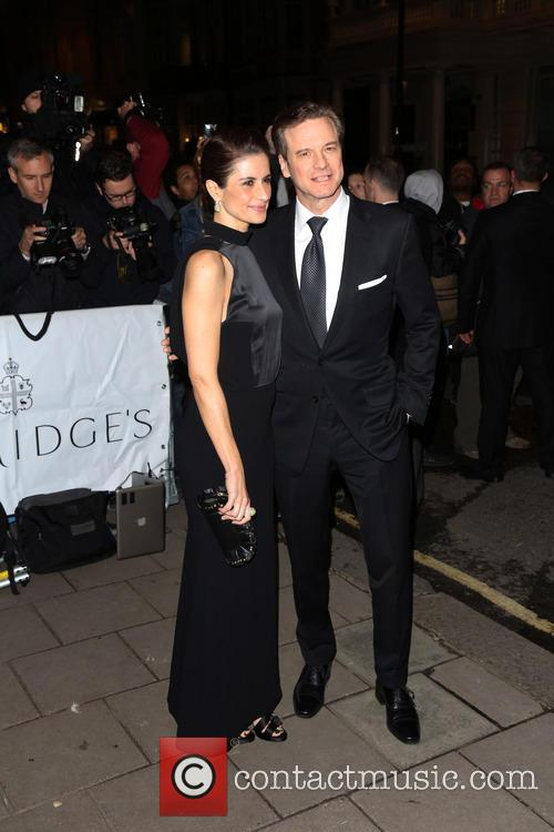 Livia Firth and Colin Firth 7