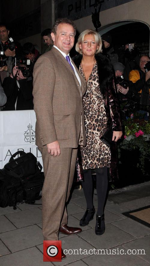 Hugh Bonneville and Lulu Williams 4