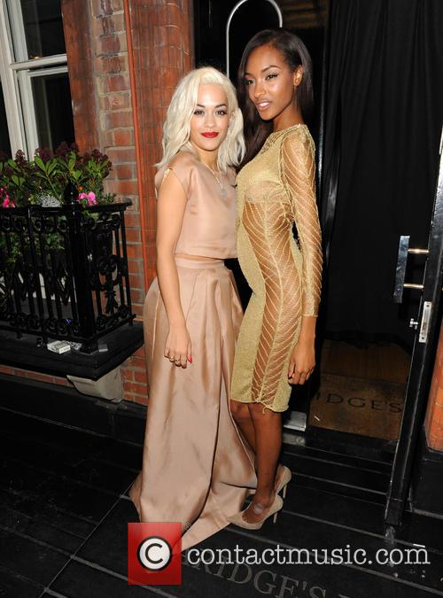 Rita Ora and Jourdan Dunn 3