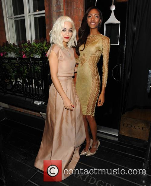Rita Ora and Jourdan Dunn 4