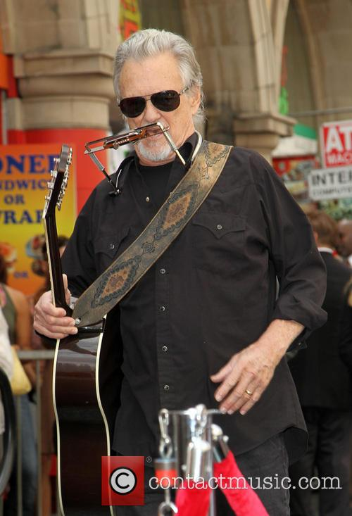 Kris Kristofferson, On The Hollywood Walk Of Fame, Walk Of Fame