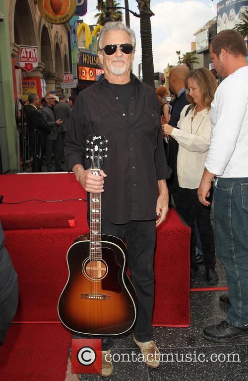 Kris Kristofferson, On The Hollywood Walk Of Fame, Walk Of Fame