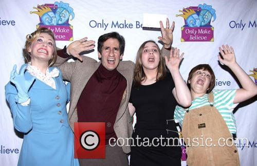 Haven Burton, Seth Rudetsky, Juli Wesley and Jonah Verdon 2
