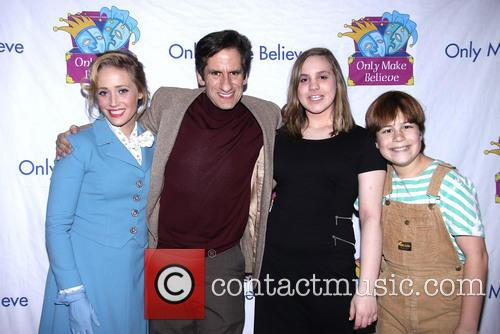Haven Burton, Seth Rudetsky, Juli Wesley and Jonah Verdon 1