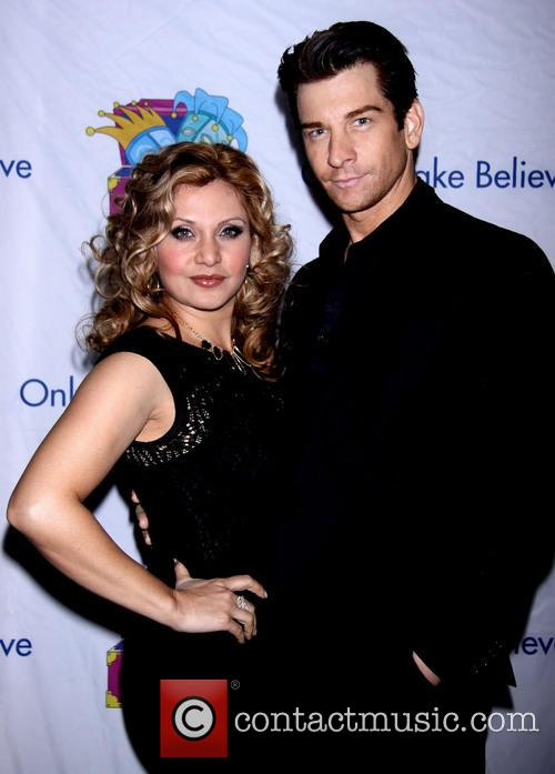 orfeh andy karl only make believe gala arrivals 3936405