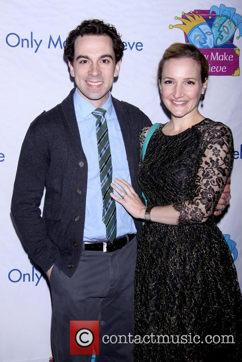 Rob Mcclure and Maggie Lakis 3