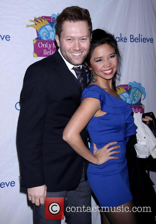 stanley bahorek catherine ricafort only make believe gala arrivals 3936423