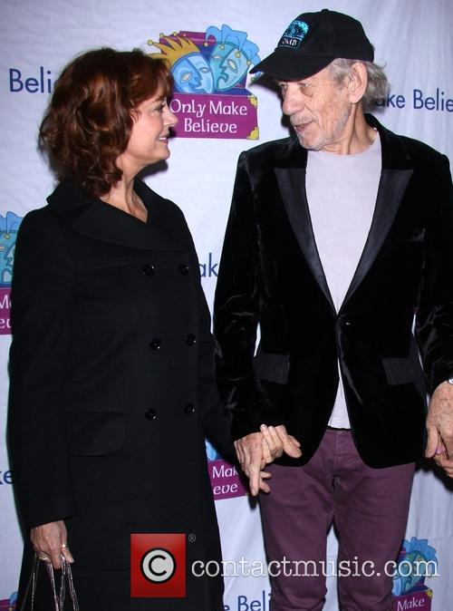 Susan Sarandon and Ian Mckellen 5