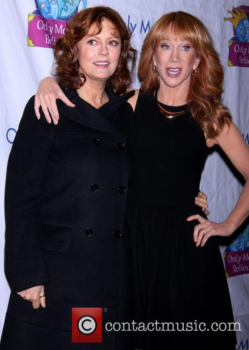 Susan Sarandon and Kathy Griffin 6