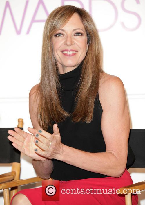 Allison Janney, The Paley Center for Media, People's Choice Awards