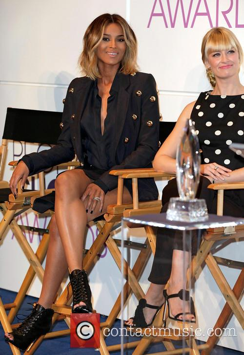 Ciara, Beth Behrs, The Paley Center for Media, People's Choice Awards