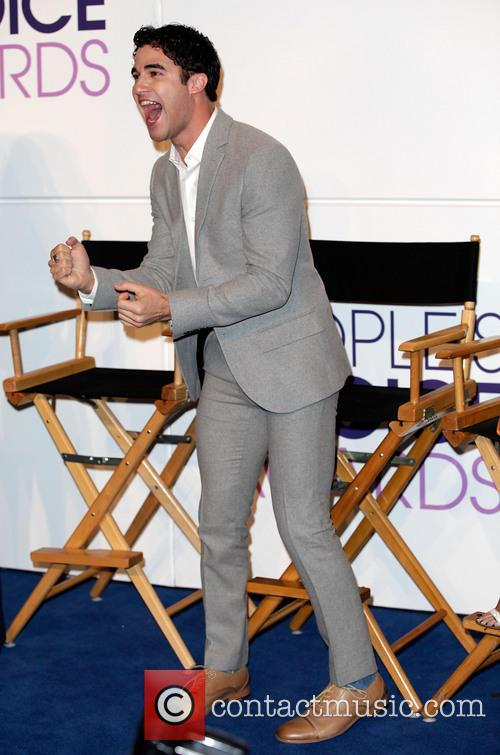 Darren Criss, The Paley Center for Media, People's Choice Awards