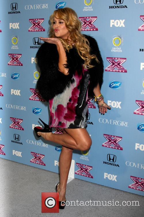 Paulina Rubio, X Factor Party