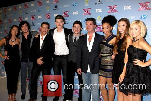 Simon Cowell, Restless Road, Alex & Sierra and Sweet Suspense