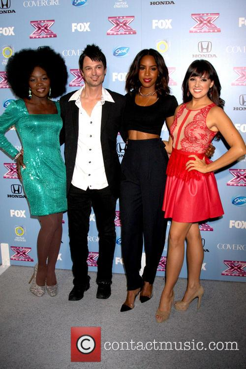 Lillie Mccloud, Jeff Gutt, Kelly Rowland and Rachel Potter 2