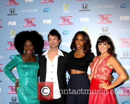 Kelly Rowland, Jeff Gutt, Lillie Mccloud and Rachel Potter 3