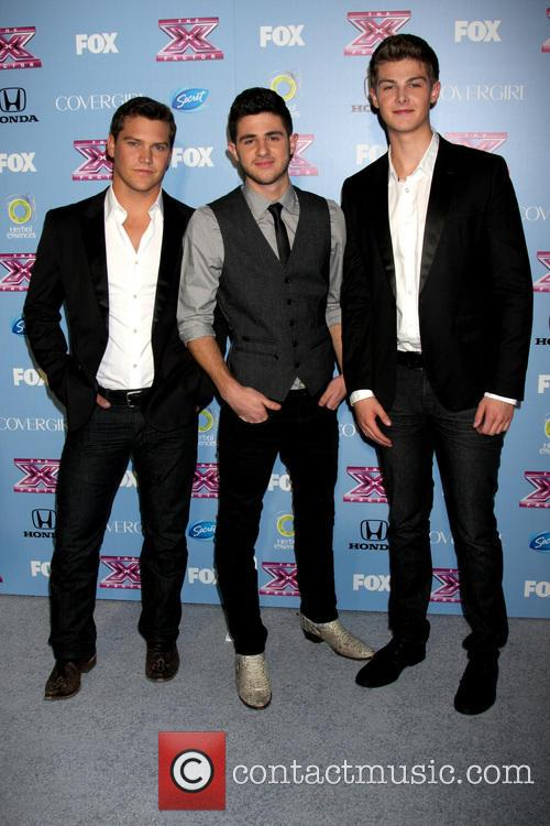 Restless Road, Zach Beeken, Colton Pack and Andrew Scholz
