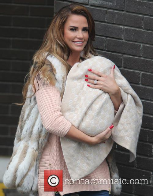 Katie Price and Jett 1