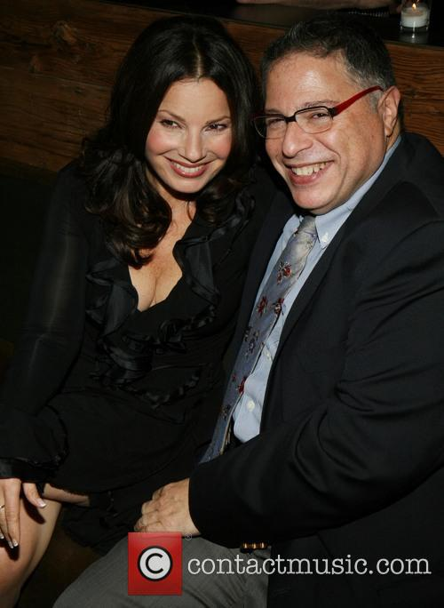 Fran Drescher and Roy Marcus 5
