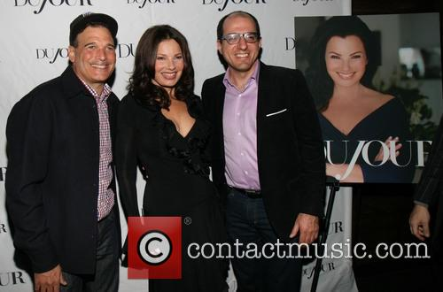 Phillip Bloch, Fran Drescher and Jack Hidary 2
