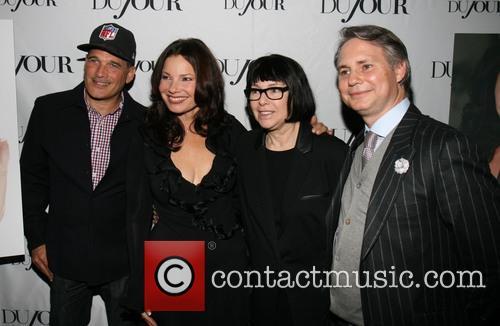 Phillip Bloch, Fran Drescher, Jack Hidary, Roxanne Lowit and Jason Binn 4