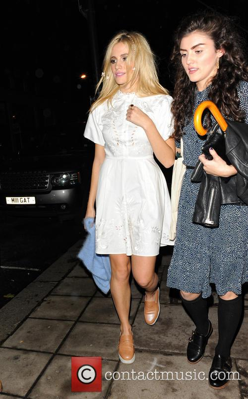 Pixie Lott and Carla Nella 2