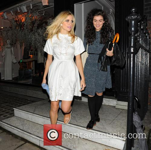 Pixie Lott and Carla Nella 1