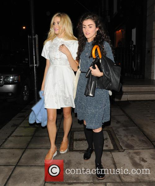 Pixie Lott and Carla Nella 11
