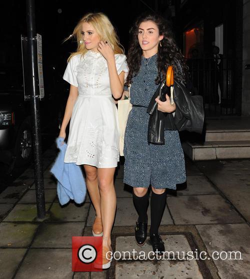 Pixie Lott and Carla Nella 6