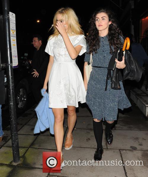 Pixie Lott and Carla Nella 7