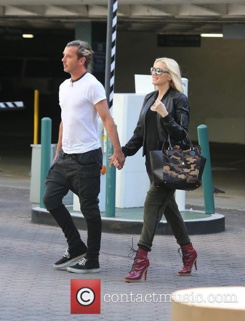 Gwen Stefani and Gavin Rossdale 14